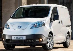 Features Nissan e NV200 LCV Electric Van Nissan